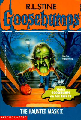 Image for The Haunted Mask II (Goosebumps)