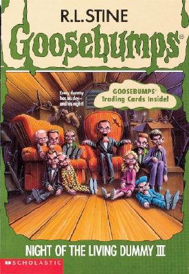 Image for Night of the Living Dummy III (Goosebumps, No 40)