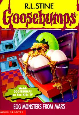 Image for Egg Monsters from Mars (Goosebumps #42)