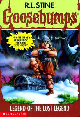 Image for Legend of the Lost Legend (Goosebumps)