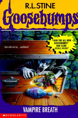 Image for Vampire Breath (Goosebumps, No 49)