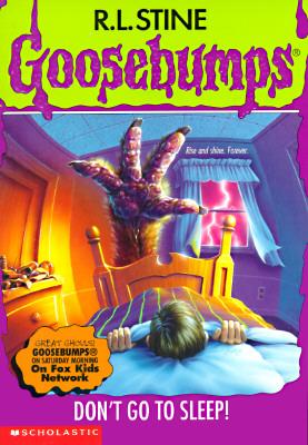 Image for Don't Go to Sleep! (Goosebumps)