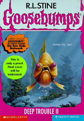 Image for Deep Trouble II (Goosebumps (Quality))