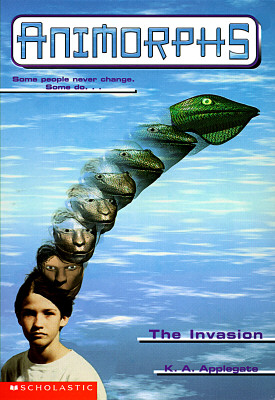 Image for The Invasion (Animorphs #1)