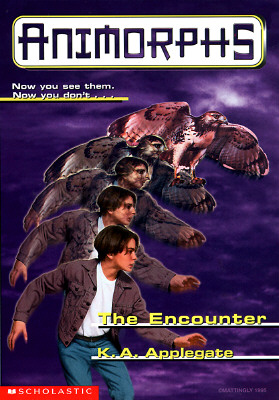 Image for The Encounter (Animorphs#3)