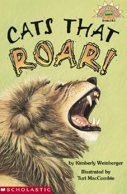 Image for Cats That Roar! (level 4) (Hello Reader)