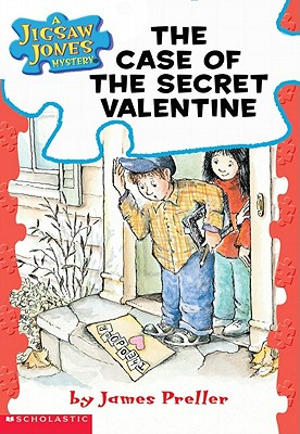Image for The Case of the Secret Valentine (Jigsaw Jones Mystery, No. 3)
