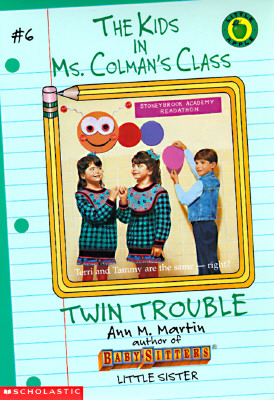 Image for Twin Trouble (Kids in Ms. Colman's Class)