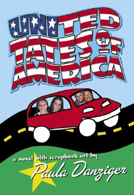 Image for United Tates Of America' A Novel with Scrapbook Art