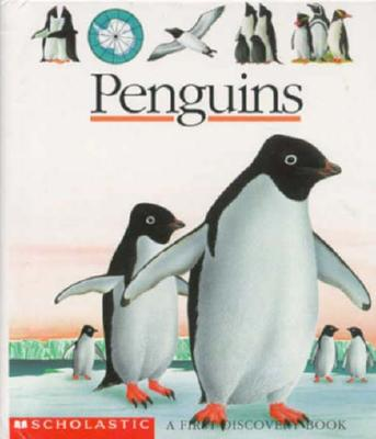 Penguins First Discovery, Gallimard, Jeunesse
