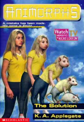 Image for The Solution (Animorphs)