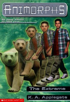 Image for The Extreme (Animorphs)