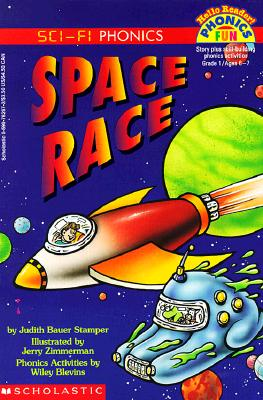Image for Space Race (Hello Reader!, Phonics Fun. Sci-Fi Phonics)