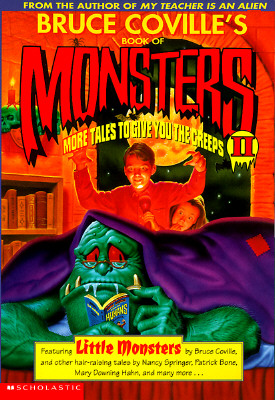 Image for Bruce Coville's Book of Monsters II: More Tales to Give You the Creeps (Bruce Coville's Book of Monsters)