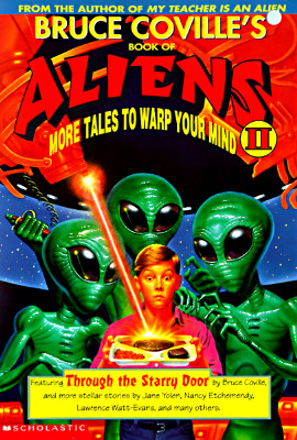 Image for Bruce Coville's Book of Aliens II: More Tales to Warp Your Mind