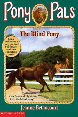 Image for The Blind Pony (Pony Pals #15)