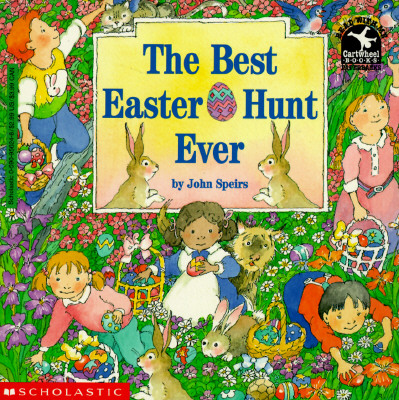 Image for The Best Easter Hunt Ever (Read with Me Cartwheel Books)