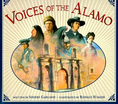 Image for Voices of the Alamo