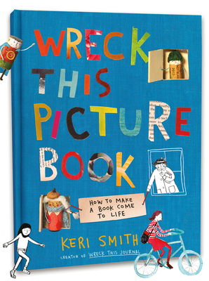 Image for WRECK THIS PICTURE BOOK