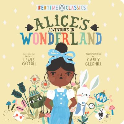 Image for ALICE'S ADVENTURES IN WONDERLAND (BEDTIME CLASSICS)
