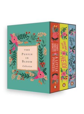 Image for Penguin Minis Puffin in Bloom boxed set