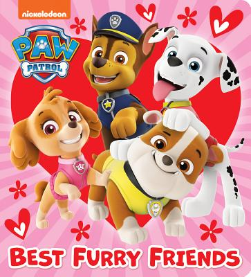Image for BEST FURRY FRIENDS (PAW PATROL)