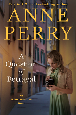 Image for A Question of Betrayal: An Elena Standish Novel