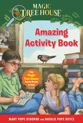 Image for MAGIC TREE HOUSE AMAZING ACTIVITY BOOK: TWO MAGIC TREE HOUSE PUZZLE BOOKS IN ONE!