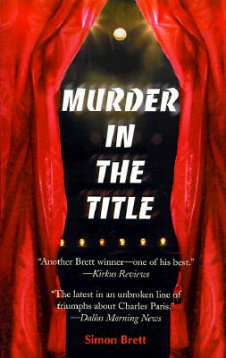 Image for Murder in the Title
