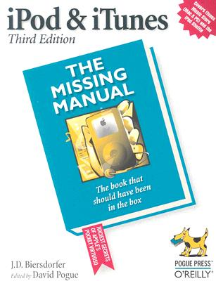 Image for iPod and iTunes: The Missing Manual