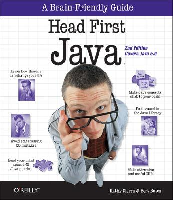 Image for Head First Java, 2nd Edition