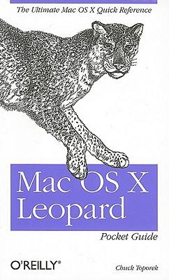Mac OS X Leopard Pocket Guide, Toporek, C.