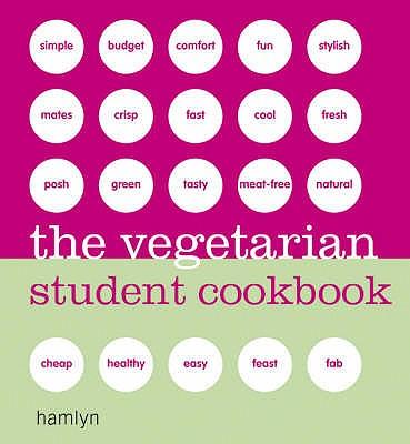 Image for VEGETARIAN STUDENT COOKBOOK