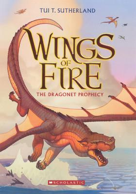 The Dragonet Prophecy (Turtleback School & Library Binding Edition) (Wings of Fire), Sutherland, Tui