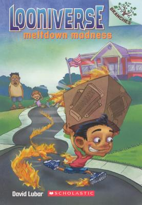 Meltdown Madness (Turtleback School & Library Binding Edition) (Looniverse), Lubar, David