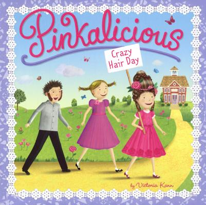 Image for Crazy Hair Day (Turtleback School & Library Binding Edition) (Pinkalicious)