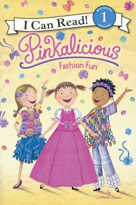 Image for Fashion Fun (Turtleback School & Library Binding Edition) (I Can Read, Level 1: Pinkalicious)