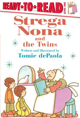 Strega Nona And The Twins (Turtleback School & Library Binding Edition) (Strega Nona: Ready to Read, Level 1), dePaola, Tomie
