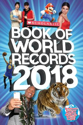 Image for Scholastic Book of World Records 2018