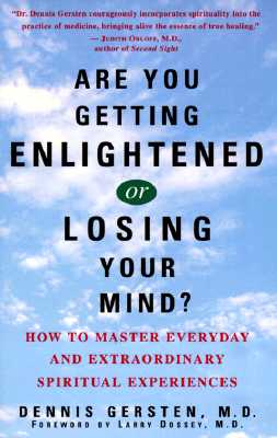 Image for Are You Getting Enlightened or Losing Your Mind?