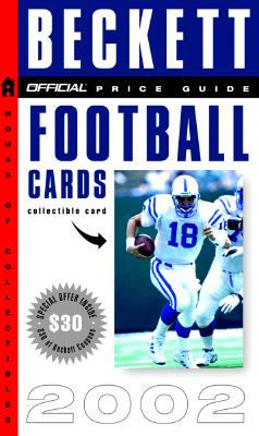 Image for BECKETT FOOTBALL CARDS 2002