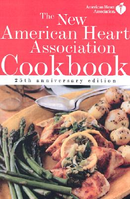 Image for The New American Heart Association Cookbook: 25th Anniversary Edition