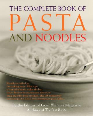 Image for Complete Book of Pasta and Noodles