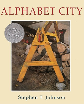 Alphabet City (Turtleback School & Library Binding Edition), Johnson, Stephen T.