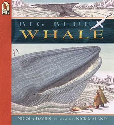 Big Blue Whale (Turtleback School & Library Binding Edition), Davies, Nicola