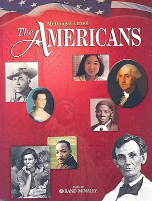 Image for McDougal Littell The Americans: Student Edition Grades 9-12 2003