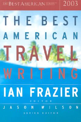 Image for The Best American Travel Writing 2003