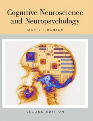 Image for Cognitive Neuroscience and Neuropsychology