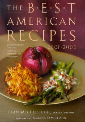 Image for BEST AMERICAN RECIPES 2001-2002