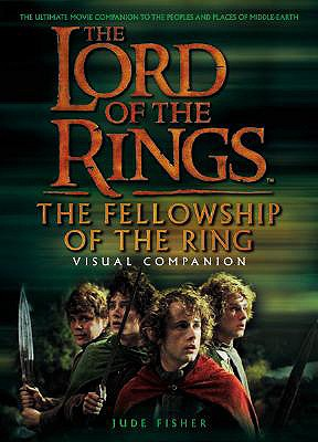 Image for LORD OF THE RINGS : THE FELLOWSHIP OF THE RING VISUAL COMPANION